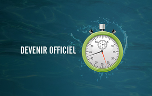 devenir officiel natation course